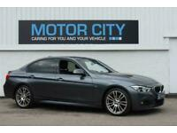 2016 BMW 3 Series 320D M SPORT Saloon Diesel Manual