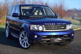 Land Rover Range Rover Sport 3.0TD V6 auto 2010MY SE