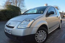 CITROEN C2 LX 1.1 3 DOOR*TWO LADY OWNERS FROM NEW*IDEAL FIRST CAR*