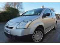 CITROEN C2 LX 1.1 3 DOOR*TWO LADY OWNERS FROM NEW*FULL 12 MONTHS MOT*