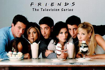 Friends - Milkshake Poster Print, 36x24