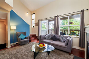 Sunny Townhouse for Rent