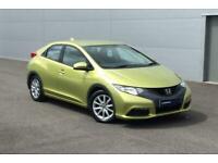 2013 Honda Civic I-Vtec Se Hatchback Petrol Manual