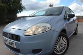 FIAT GRANDE PUNTO ACTIVE 1.2 5 DOOR*LOW MILEAGE*TWO OWNERS*IDEAL FIRST CAR*