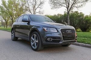 2013 Audi Q5 Premium Plus SLINE - LIKE NEW FULLY LOADED