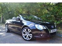 2008 Volkswagen Eos 2.0TDI CR Diesel Sport £124 A Month £0 Deposit