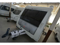 2012 Buccaneer Corsair 4 Berth Touring Caravan with Fixed Bed