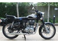 ROYAL ENFIELD BULLET 500 EFI SINGLE CYLINDER CLASSIC STYLED ROYAL ENFIELD 500 CC