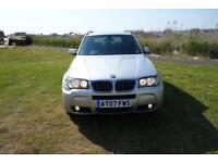 2007 BMW X3 3.0 30sd M Sport 5dr