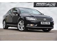 2012 Volkswagen Passat 2.0 TDI BlueMotion Tech Sport (s/s) 4dr
