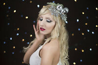Professional HD Party Makeup & Hair $70