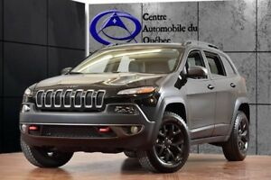 2017 Jeep Cherokee Trailhawk L-PLUS COMPLETEMENT EQUIPE