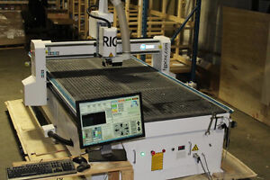 CNC Router 4'x8'  'NEW' - Rig48 Heavy Duty