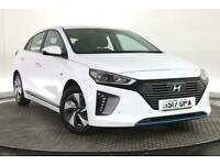 2017 Hyundai Ioniq 1.6 h-GDi Premium SE DCT (s/s) 5dr Hatchback Petrol/Electric