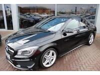 Mercedes CLA 220 CDI AMG SPORT. VAT QUALIFYING