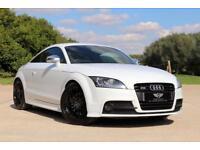 2012 Audi TTS 2.0 T S Tronic Quattro 3dr