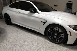 2017 BMW - M4 Coupe