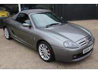 TROPHY CARS MGF MGTF 160,ONLY 49K,MATCHING HOOD,NEW HEADGASKET,WARRANTY
