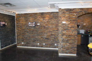 Kinslate Natural Stone from Alberta Drywall (6030 50 Street)