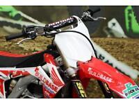 Honda CRF 450 Build Base Edition Motocross Bike