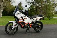 2013 Ktm 990 Adventure Baja Edition 990 $14700  Only 1700 kms