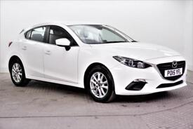 2015 Mazda 3 D SE Diesel white Manual