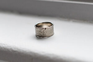 100% fair trade Palladium Ring, Hypo-allergenic, Viking-like Gatineau Ottawa / Gatineau Area image 2