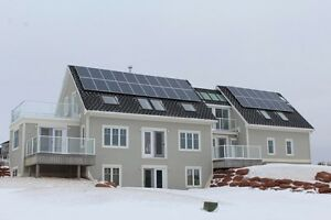 FURNISHED VERY LARGE 5 BEDROOM 4.5 BATH SOLAR HOUSE
