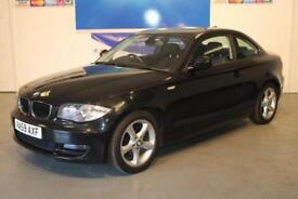 2010 BMW 120 D SPORT MANUAL COUPE