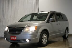 2008 Chrysler Town & Country TOURING BACK UP CAMERA LEATHER POWE