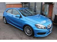 Mercedes A180 CDI BLUEEFFICIENCY AMG SPORT.