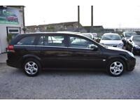 Vauxhall Vectra 1.9CDTi ( 120ps ) 2008MY Exclusiv 5 DOOR ESTATE+BLACK