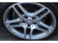 Mercedes E220 CDI AMG SPORT-SAT NAVV