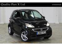 2013 Smart Fortwo 1.0 MHD 21 Softouch 2dr