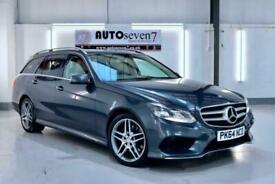 image for 2014 Mercedes-Benz E Class E300 BlueTEC Hybrid AMG Line 5dr 7G-Tronic ESTATE Die