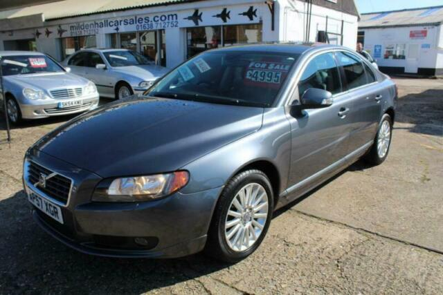 Volvo S80 2 4 D5 Geartronic 2008my Se In Beck Row Suffolk Gumtree