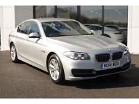 2014 BMW 5 Series 2.0 520d SE 4dr