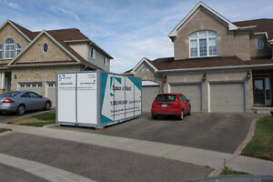 Portable storage containers and self storage space available!