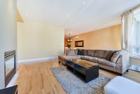 Fully furnished! Fully renovated condo ! Amazing location