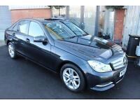 Mercedes C200 CDI BLUEEFFICIENCY EXECUTIVE SE. VAT QUALIFYING