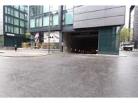 Quartermile (Simpson Loan) Secure Underground Parking Space