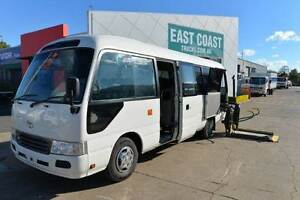 TOYOTA COASTER 50 SERIES ** WHEELCHAIR ACCESS ** #4629 Archerfield Brisbane South West Preview