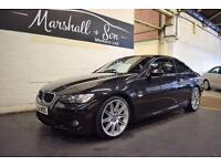 2008 58 BMW 3 SERIES 2.0 320D M SPORT 2D AUTO 175 BHP DIESEL