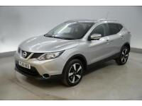 Nissan Qashqai 1.5 dCi N-Connecta [Comfort Pack] 5dr