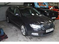 2010 Skoda Superb 2.0 TDI CR Elegance 5dr