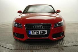 2010 Audi A5 TDI S LINE SPECIAL EDITION Diesel red Manual