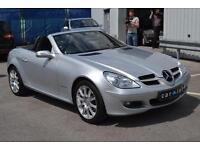 2007 Mercedes-Benz SLK 1.8 SLK200 Kompressor 2dr