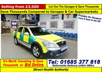 2012 - 12 - SKODA OCTAVIA SCOUT 2.0TDI CR 4X4 RAPID RESPONSE 5 DOOR ESTATE