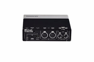 Steinberg UR22 2-channel pre-amp - USED TWICE ONLY -
