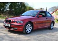 2003/03 BMW 316TI SE COMPACT * NEW M.O.T. / GREAT CONDITION *